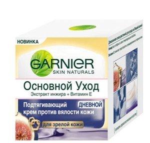 Ночной крем от Garnier с витамином E