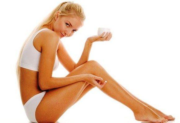 Популярные крема очень положительно действуют на молодую кожу