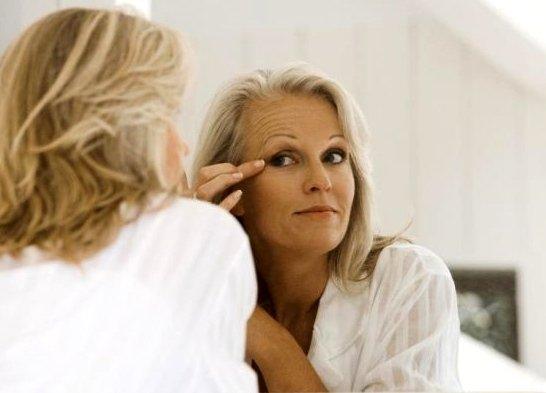 Не пренебрегайте кремами для зрелой кожи