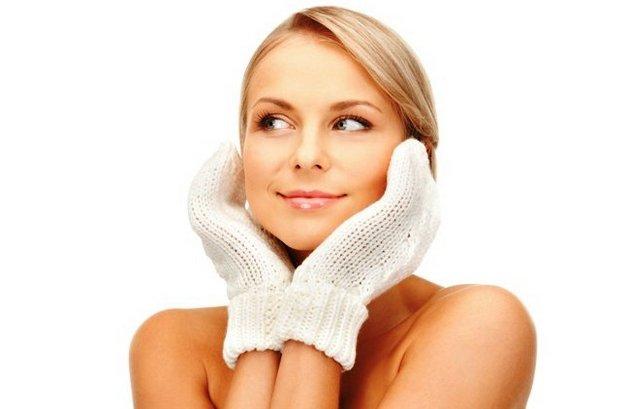 Зимний крем защитит Вашу кожу