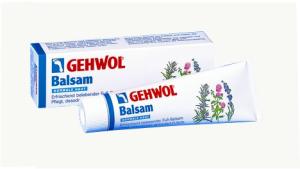 Gehwol Бальзам для ног тонизирующий «Жожоба»