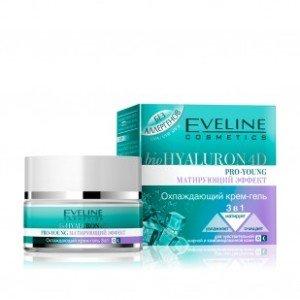 Охлаждаюший крем-гель Eveline PRO-YOUNG