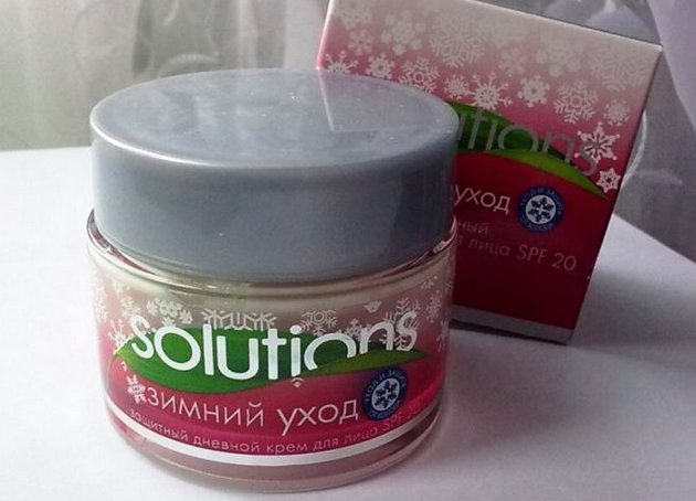 "Avon Solutions ""Зимний уход"""