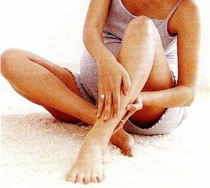 Крем способен поддерживать общий тонус ног