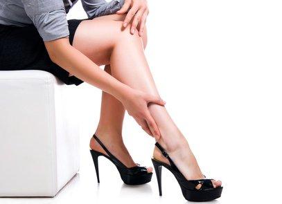 Крем от отеков ускорит отток жидкости от ног