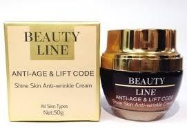 Beauty Line омолаживающий крем для лица