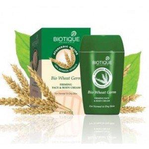 Крем для лица BIOTIQUE «Зародыши пшеницы»
