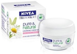 Nivea Pure Natural