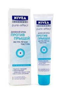 Крем Nivea pure effect