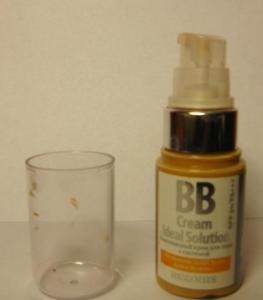 bb cream ideal solution