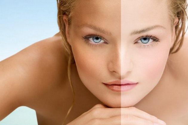 Крем автозагар поможет придать коже лица желаемый оттенок
