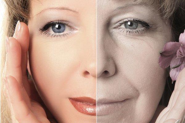 Крем для лица с пептидами омолаживает кожу