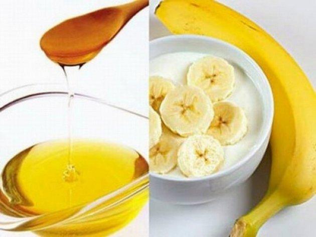 Крем для сияния лица с бананом своими руками