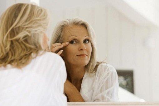 Крем для упругости кожи лица нужно использовать после 40 лет