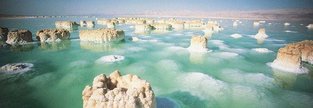 Мертвое море - уникальное место на земле