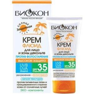 Биокон крем-флюид солнцезащитный SPF 30