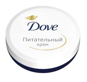 Dove питательный крем для тела и лица