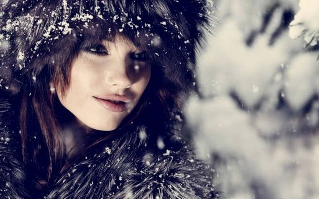 С кремом от холода можно защитить кожу в непогоду