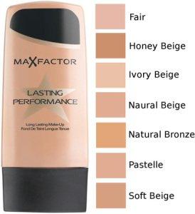 Max Factor Lasting тональный крем