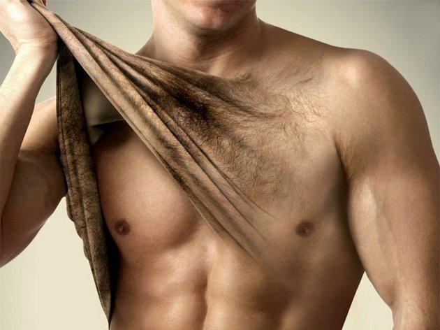 Мужской крем для депиляции избавит от нежелательных волосков и поможет придать гладкость телу