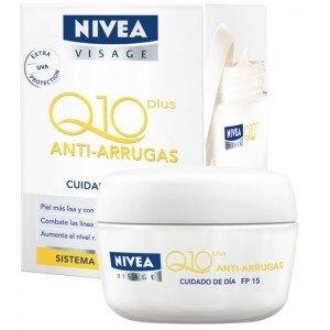Nivea Q10 PLUS LIGHT крем против морщин дневной