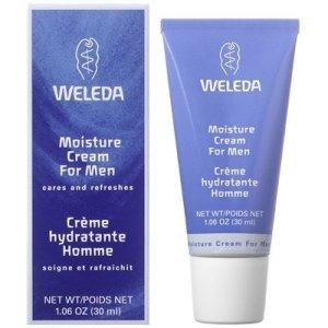 Увлажняющий крем для мужчин Weleda