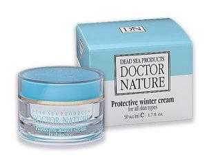 Защитный зимний крем Doctor Nature для лица