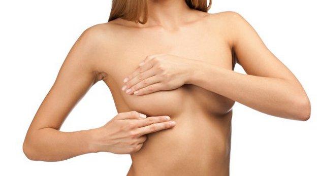 Ежемесячно необходимо проводить массаж груди, проверять молочные железы