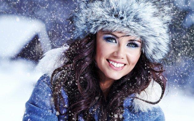 Крем для разных типов кожи зимой должен быть соответствующий