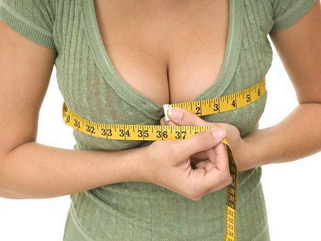 Косметика для увеличения груди