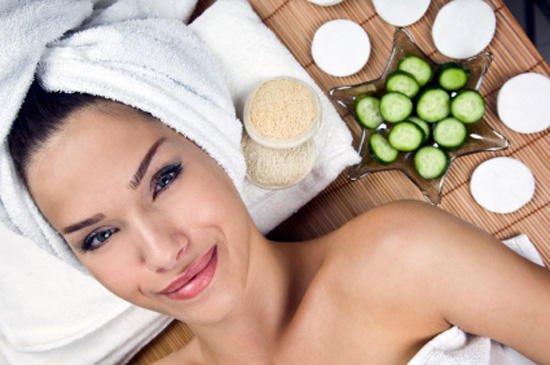 Крем-пилинг помогает очистить и омолодить кожу дома