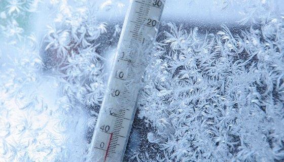 Зимний крем необходим при температуре на улице около 0 градусов
