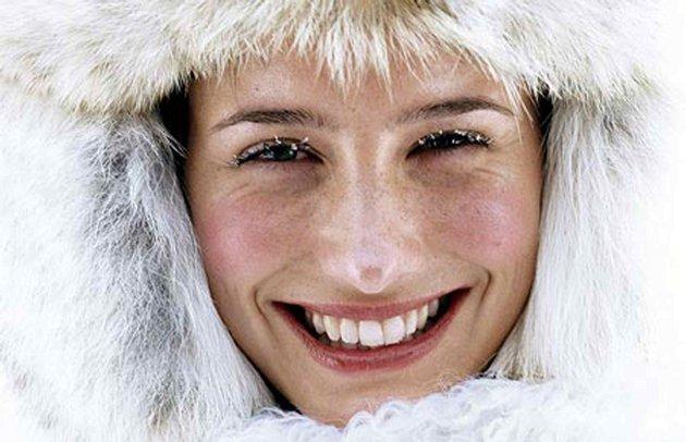 Зимний крем для комбинированной кожи защищает ее от холода и ветра
