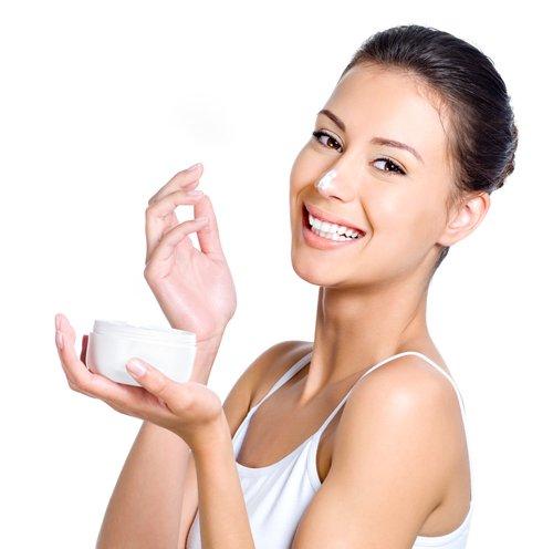 Гипоаллергенный крем для лица не содержит красителей
