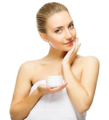 Омолаживающие кремы разглаживают кожу и устраняют морщины