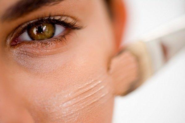 Тональный крем должен соответствовать цвету лица