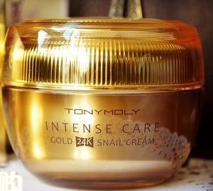Тони Моли Gold 24K Snail Cream с золотом