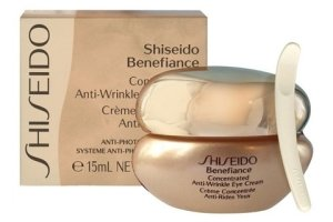 Упаковка Shiseido Concentrated Anti-Wrinkle Eye Cream