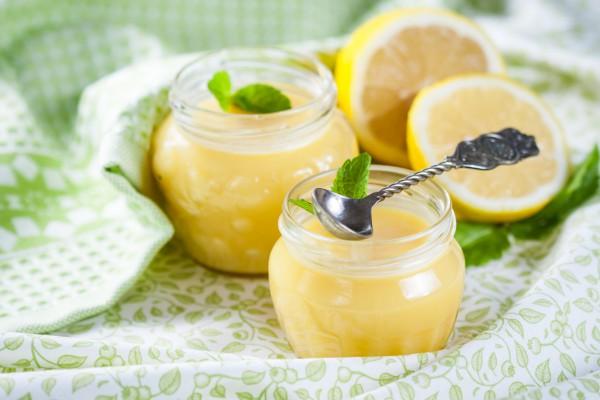 Лимонный крем для сухой кожи