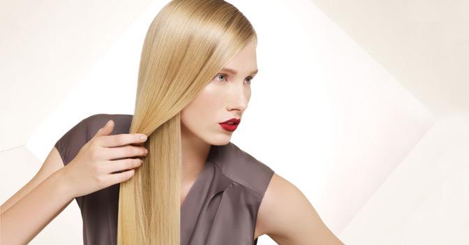 Увлажняющий крем подходит для любого цвета волос