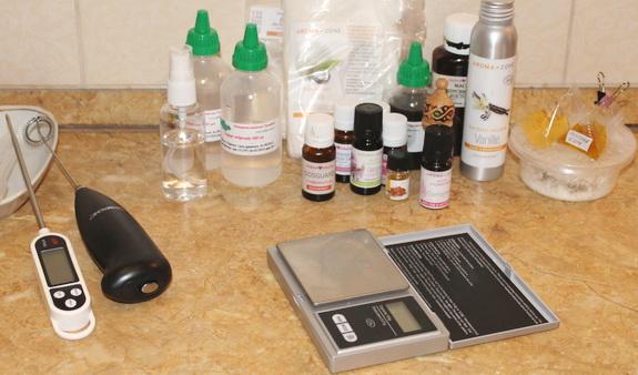 екстракты и масла для омолаживающего крема
