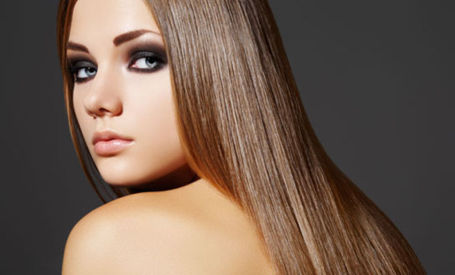 осветляющий крем поможет освежить волосы