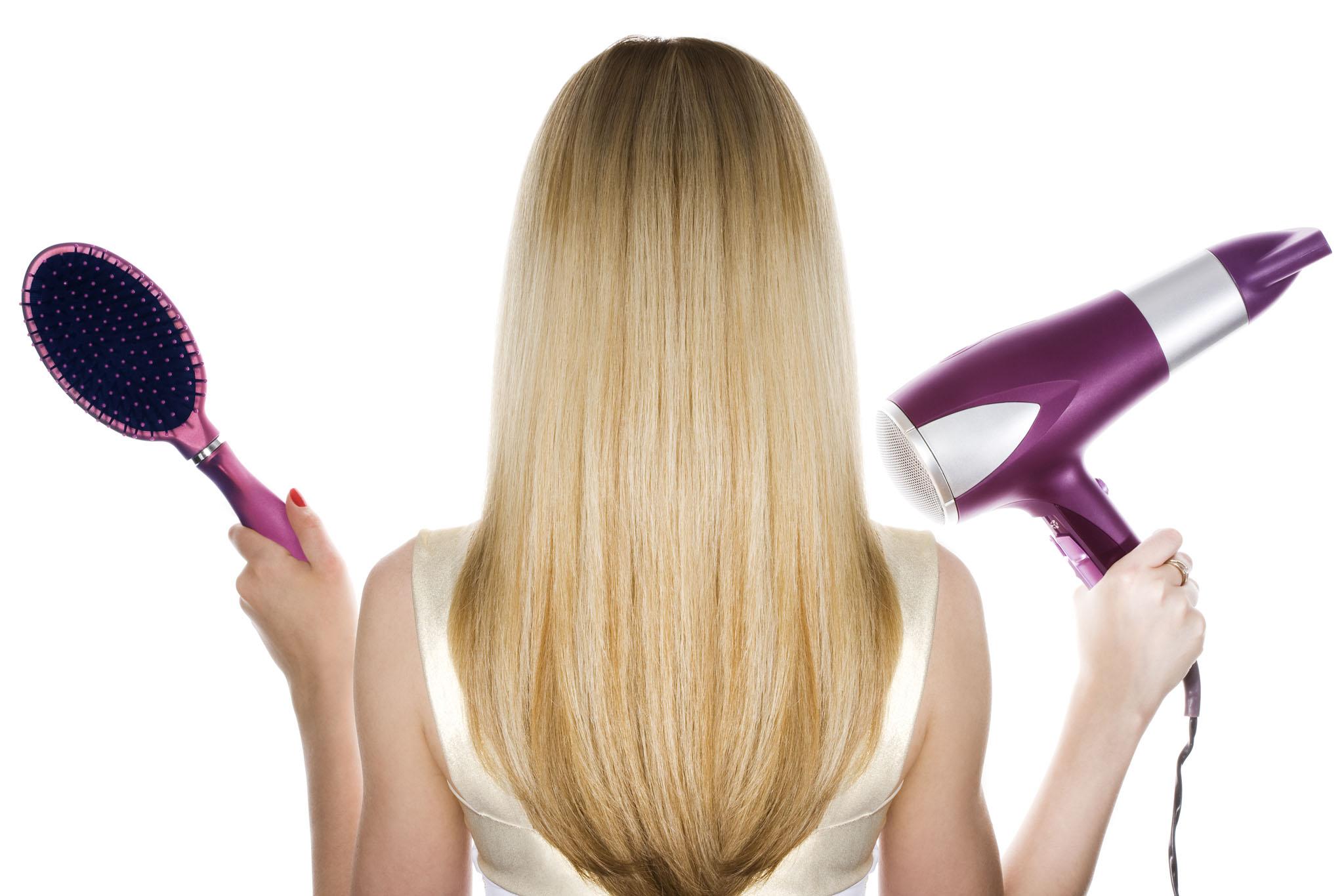 термозащита поможет сохранить здоровье волос при термической укладке