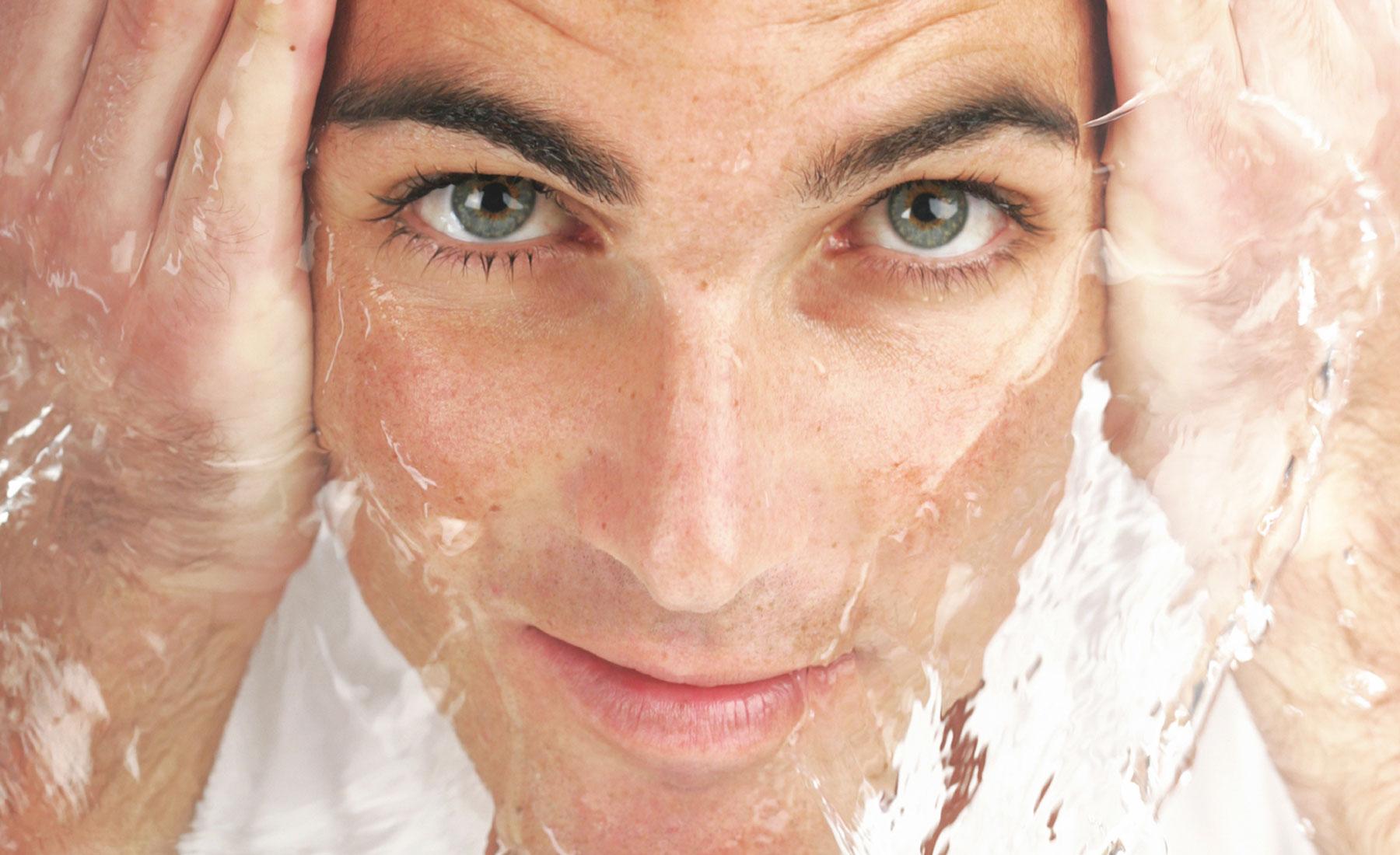 Мужской увлажняющий крем для лица