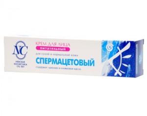 Спермацетовый Невская косметика