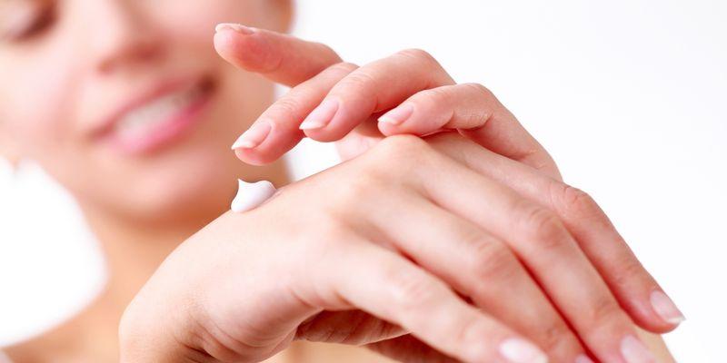глицериновый крем для рук увлажнит кожу
