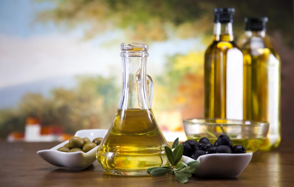 оливковое масло используют в кремах для рук