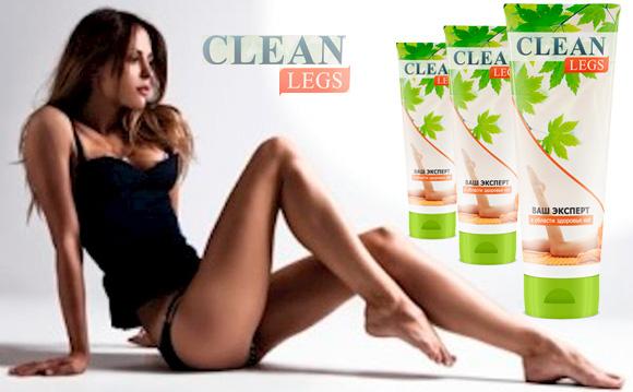 Крем Clean legs