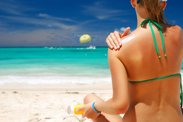 Солнцезащитный крем необходимо периодически обновлять