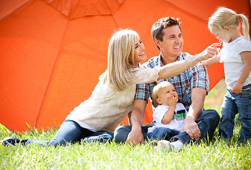 Для защиты детей от комаров используйте безопасные кремы